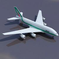 Alitalia больше не будет летать из Екатеринбурга в Рим