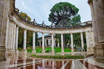 Термальная сторона Италии