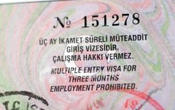 Безвизовый режим: Сирия и Турция