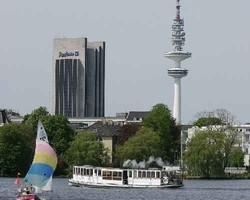 Отель Radisson Blu в Гамбурге вновь открыт