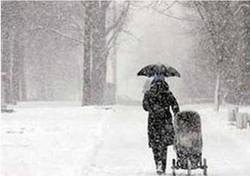 Польша дождалась первого снега