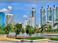 Бенжакити парк. Бангкок.