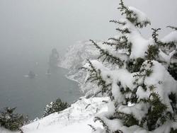 В Австрии сильные снегопады