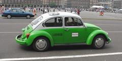 Мексика выпускает на дорогу такси для пьяных