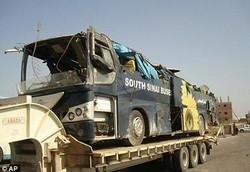 При аварии туристического автобуса в Египте погибли российские туристы