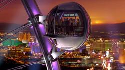 Лас-Вегас обзавелся самым высоким колесом обозрения в мире