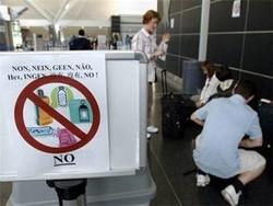 Росавиация сняла запрет на жидкости в ручной клади