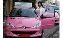 В Мексике появится такси специально для женщин