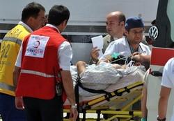 Фура протаранила микроавтобус в Турции: 10 погибших