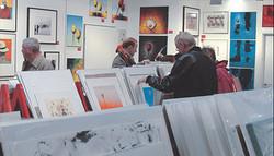 Жителей и гостей Вены ждет «супермаркет искусства»
