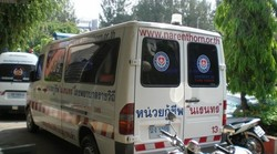 Опять ДТП: в Таиланде начались «семь смертельных дней»