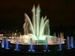 В Варшаве построят парк фонтанов