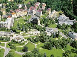 Юбилей парка на чешском курорте
