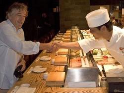 Роберт Де Ниро открыл ресторан в Мехико