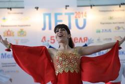 На Урале наступило «Лето-2014»!