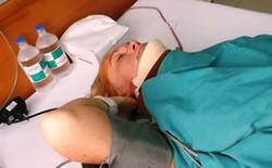 Парализованную после укуса рыбы-иглы россиянку выписали из больницы