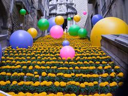 Праздник цветов в Жироне посетят 200 тысяч туристов