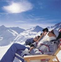 Первый финский горнолыжный курорт начал работу