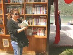 В Турции появилась первая пляжная библиотека