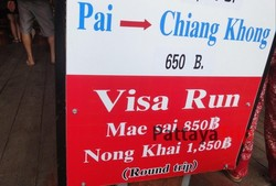Таиланд ограничит «виза-ран-туры» с 13 августа