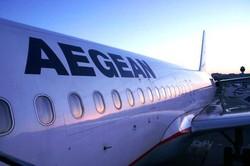 Греческая стюардесса выпала из самолета в «Домодедово»