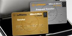 Lufthansa раздает элитные карты