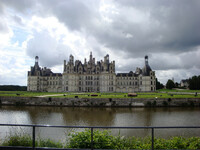 Его Величество- королевский замок Шамбор
