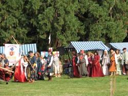 Пражская ярмарка для поклонников Средневековья