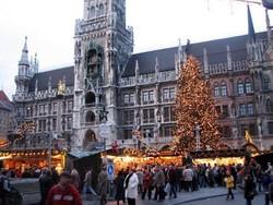 Германия готовит жителей и туристов к зимним праздникам
