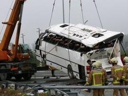 В Египте микроавтобус попал в крупное ДТП: погибли 11 человек