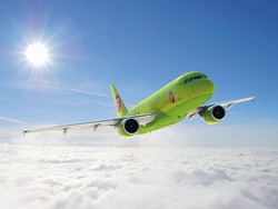 S7 Airlines запускает регулярные рейсы из Новосибирска в Симферополь
