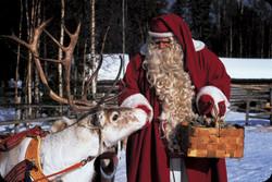 На родине Санта-Клауса официально откроется период подготовки в Рождеству