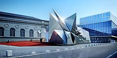 Мюнхенская опера будет гастролировать вместе со своим зданием