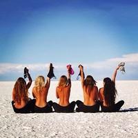«Топлес-тур» набирает популярность среди путешественников