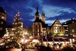 Братислава открывает рождественские ярмарки
