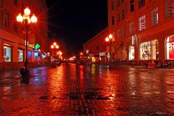 Лондонская галерея представила голландский Квартал красных фонарей