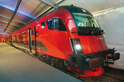 Маршрут австрийского поезда протянется до Швейцарии