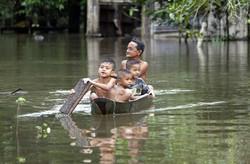 Таиланд страдает от наводнения