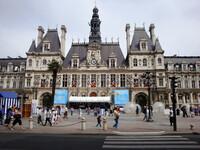 Самостоятельно пешком по Парижу. 3-ий день.