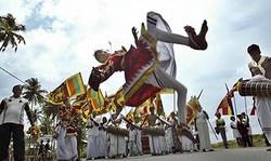 Шри-Ланка приглашает на пляжный фестиваль
