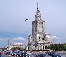 Отель-кочевник окажется в Варшаве
