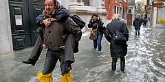 Венеция и Балканы затоплены