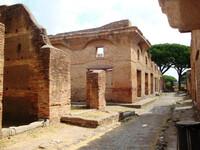 Остия-Антика — древнеримский порт возле Рима