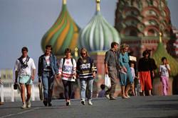 Туристическая полиция вышла на улицы Москвы