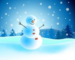 Самого большого европейского снеговика установят в Риге