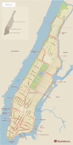 Сердце Нью-Йорка: путеводитель