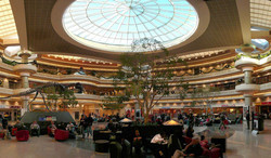 В американском аэропорту впервые открылся отель, предлагающим постояльцам почасовой отдых