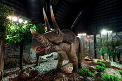 Интерактивная выставка динозавров открылась в Санкт-Петербурге