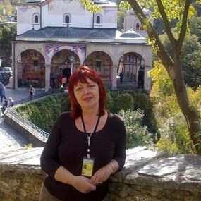 Валентина Недевска
