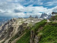 Лучше гор могут быть... Parc naturale TreCime
